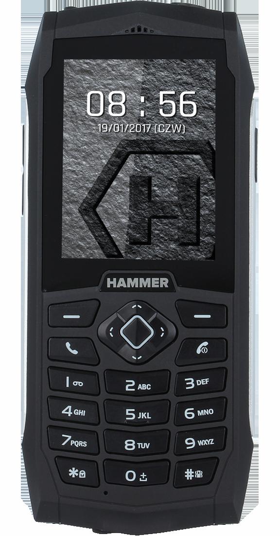 myPhone Hammer 3+ DS UZZ