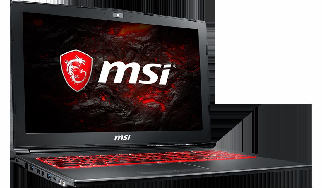 Laptop MSI GV62 7RC-065PL + router E5573Cs