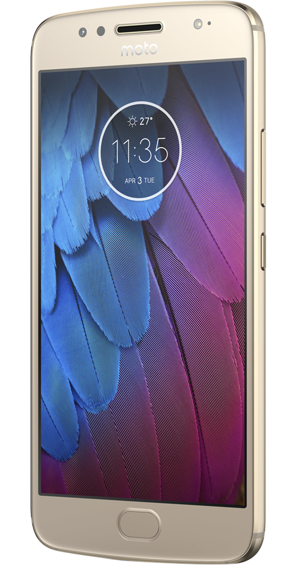 Motorola Moto G5s DS UZZ