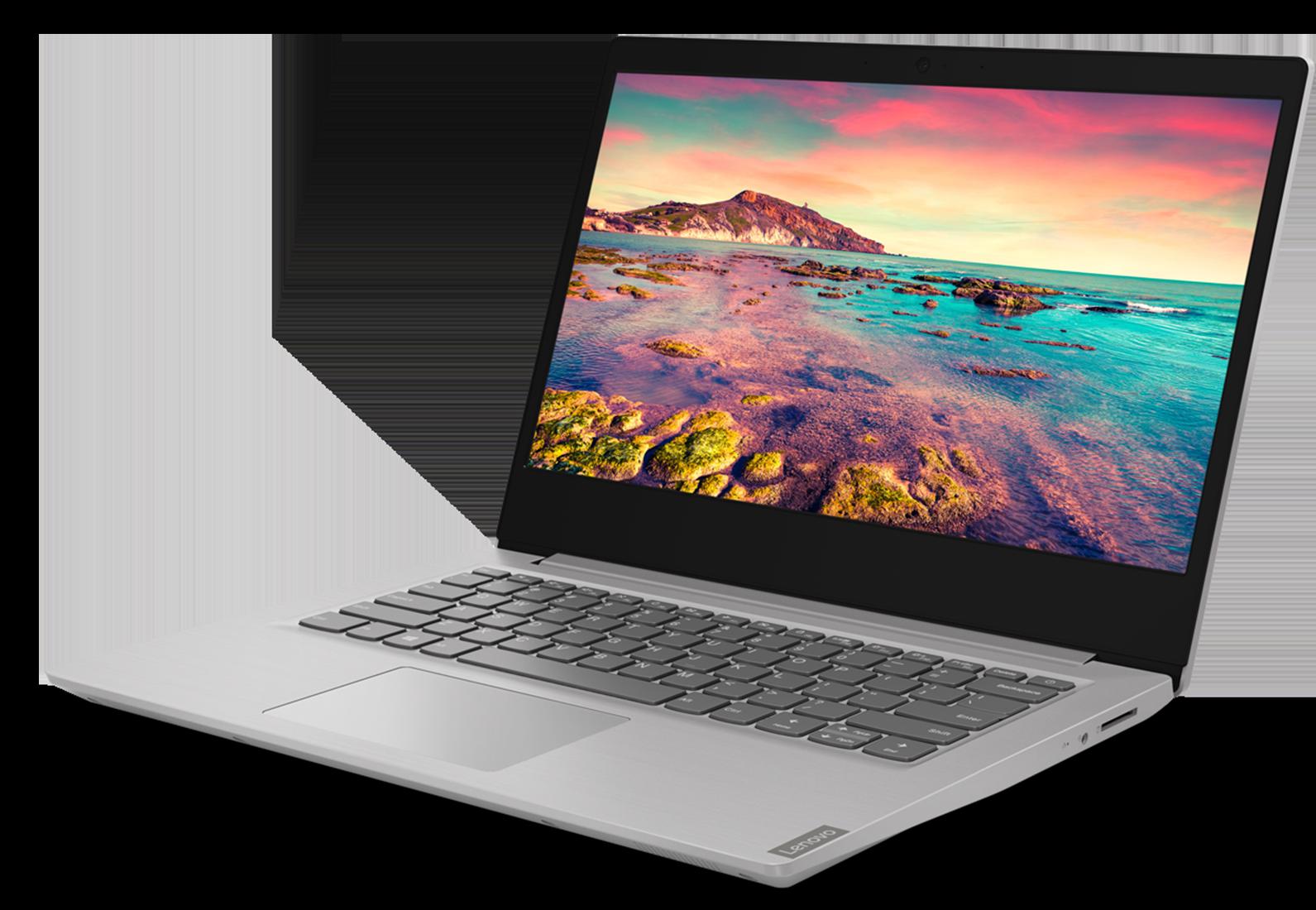 Laptop Lenovo S145-14 + mysz Lenovo Wireless 500 + router E5576