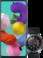 Samsung Galaxy A51+ Galaxy Watch 46 mm