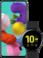 Samsung Galaxy A51 + Samsung Galaxy Watch Active2 40 mm Aluminium