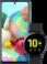 Samsung Galaxy A71 + Samsung Galaxy Watch Active2 40 mm Aluminium