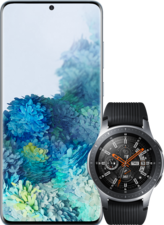 Samsung Galaxy S20 + Samsung Galaxy Watch 46mm