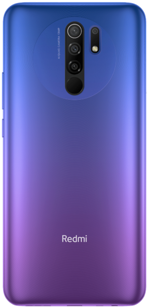 Xiaomi Redmi 9 + Xiaomi Mi Band 4