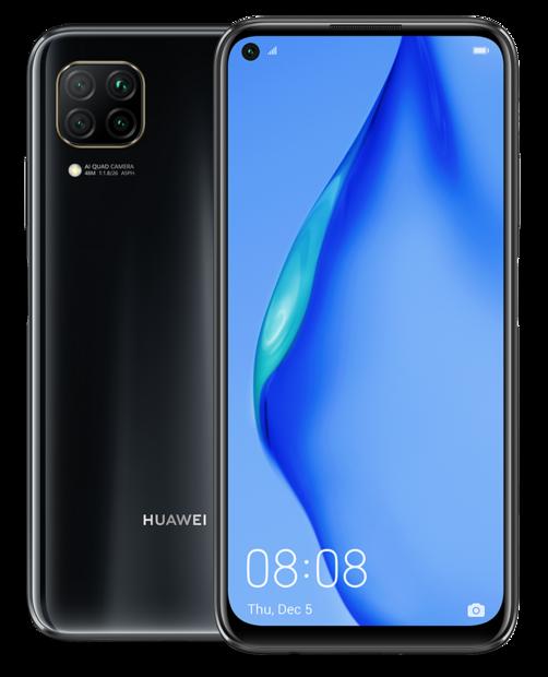 Huawei P40 lite + Huawei Band 4