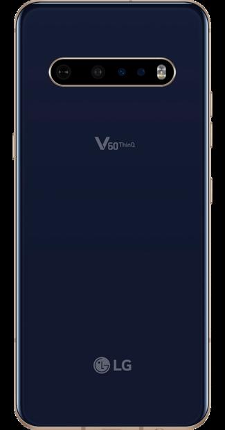 LG V60 ThinQ 5G + LG TONE Free FN4
