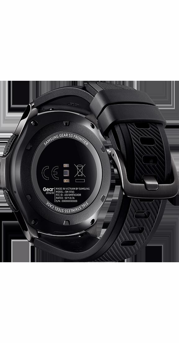 Samsung R760N Gear S3 Frontier