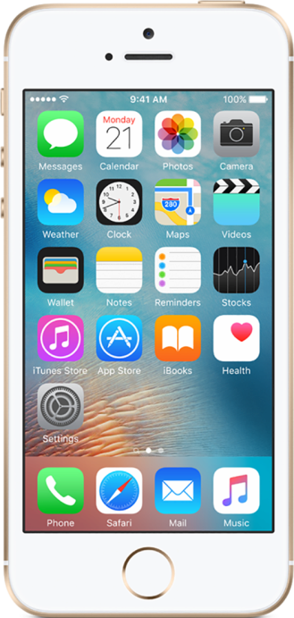 iPhone SE 16GB UZZ