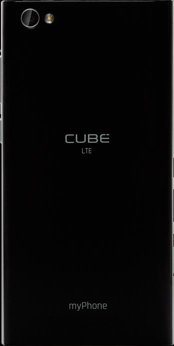 myPhone Cube LTE Dual SIM UZZ