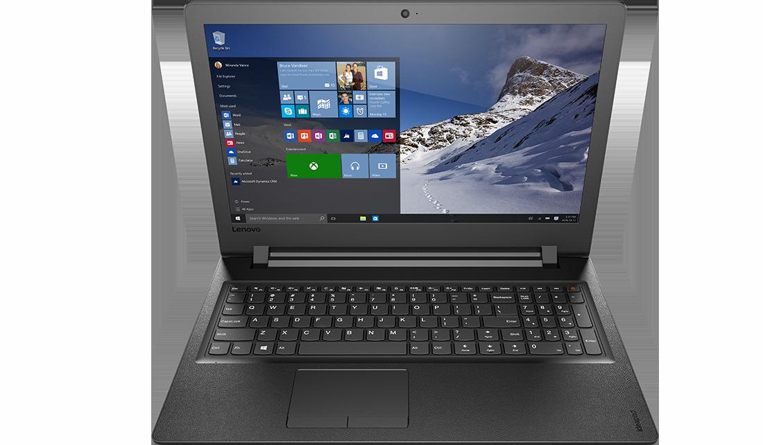 Lenovo IdeaPad 110 + router E5573 LTE