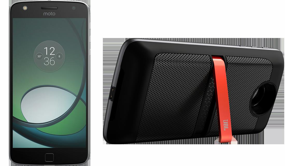 Motorola Moto Z + JBL by HARMAN SoundBoost