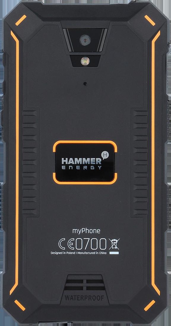 myPhone Hammer Energy Dual SIM PREPAID