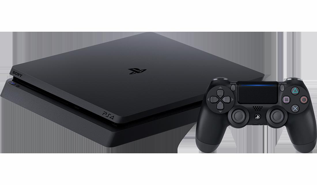 Sony PlayStation 4 Slim 1TB UZZ