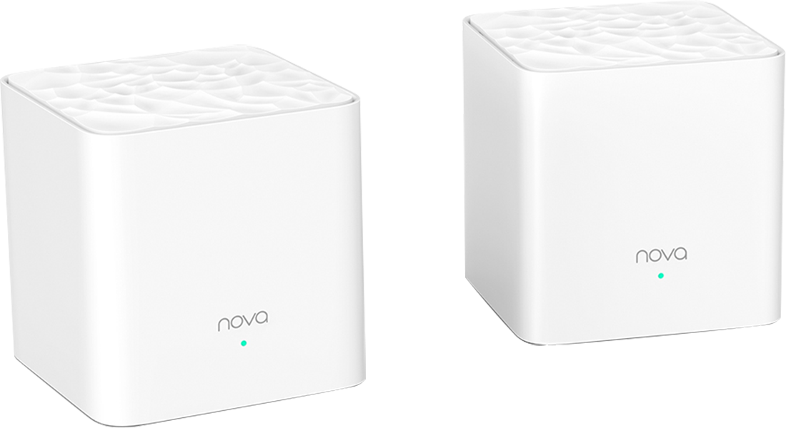 System Wi-Fi Tenda Nova MW3 (2pak)