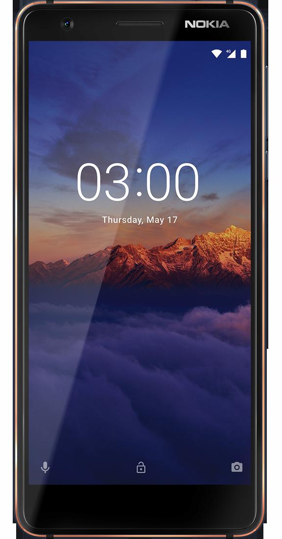 Nokia 3.1 DS