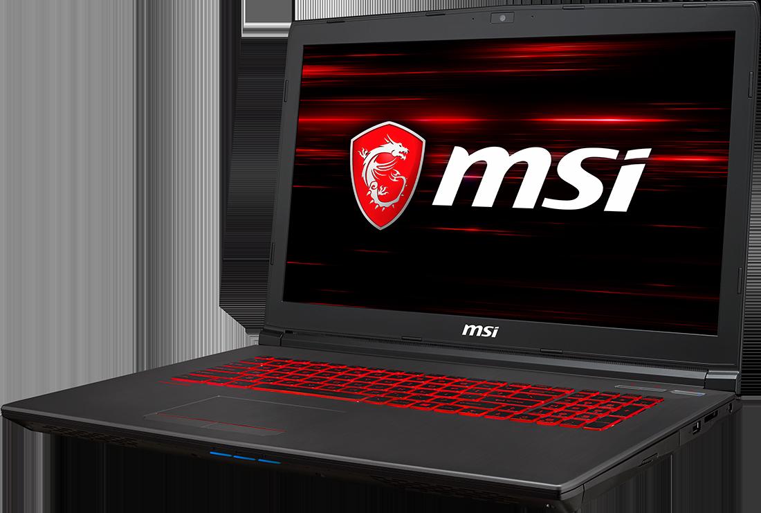 Laptop MSI GV72 8RD+gadżety+E5573C