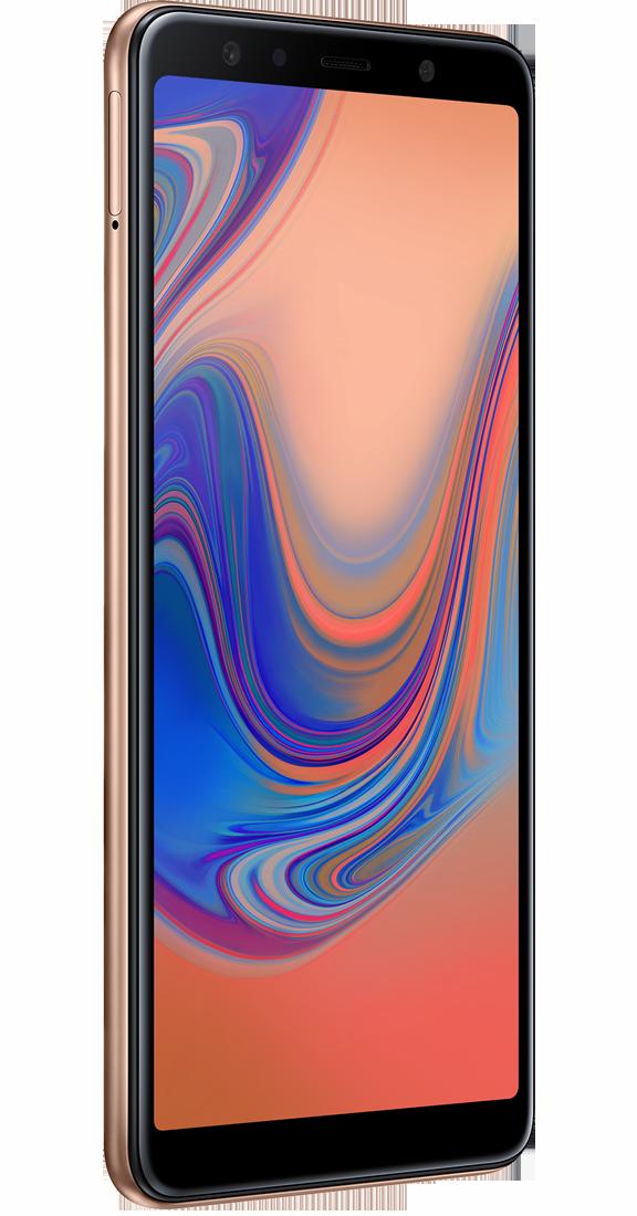Samsung R810N Galaxy Watch 42mm + A750F Galaxy A7 (2018)