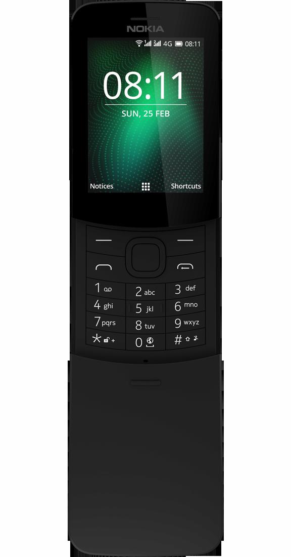 Nokia 8110 4G UZZ