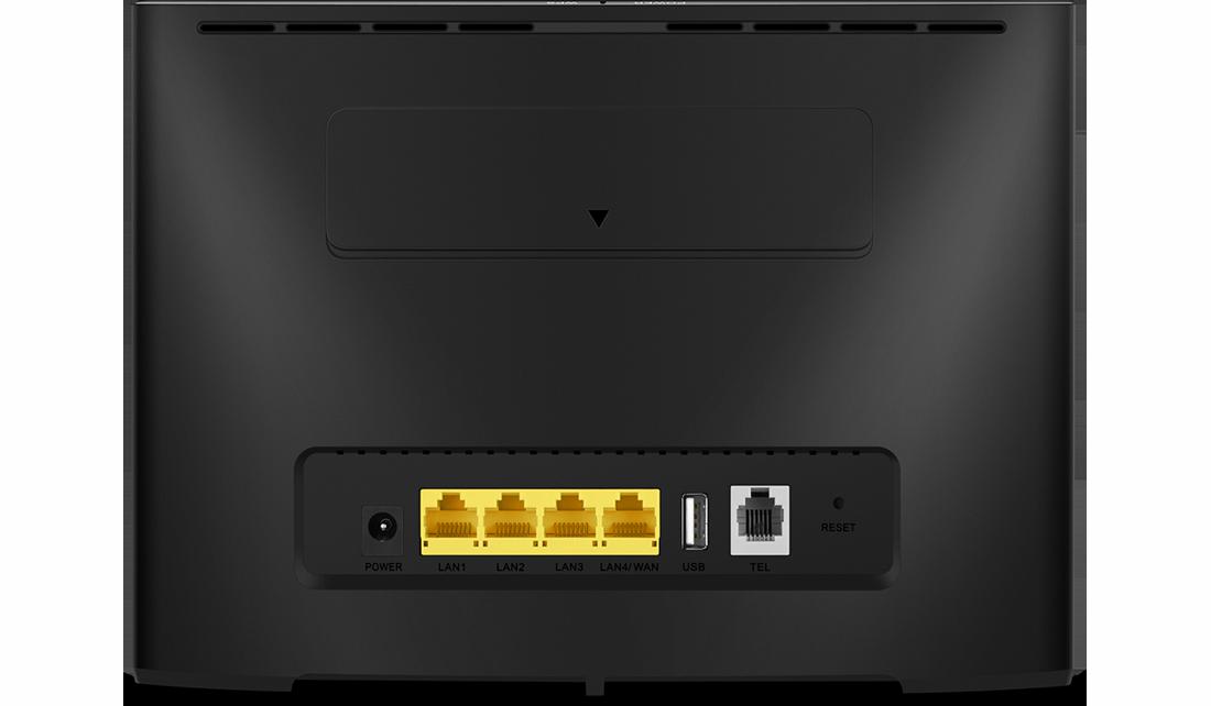 Router stacjonarny kat.6 Huawei B525 + Router mobilny kat.6 E5783
