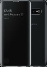 Etui Clear view cover Samsunga S10