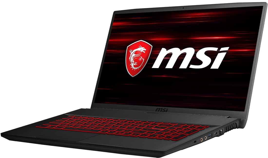 Laptop MSI GF75 Thin 8RD+gadżety(bez routera)