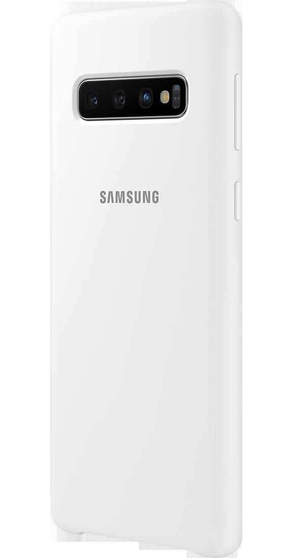 Etui Silicone Cover Samsung S10