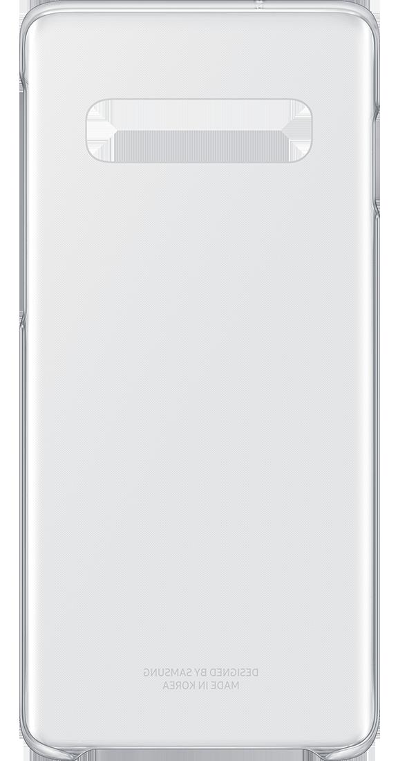 Etui Clear Cover Samsung S10