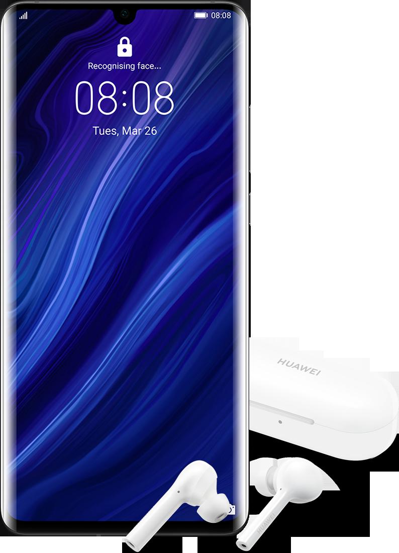 Huawei P30 Pro + FreeBuds Lite