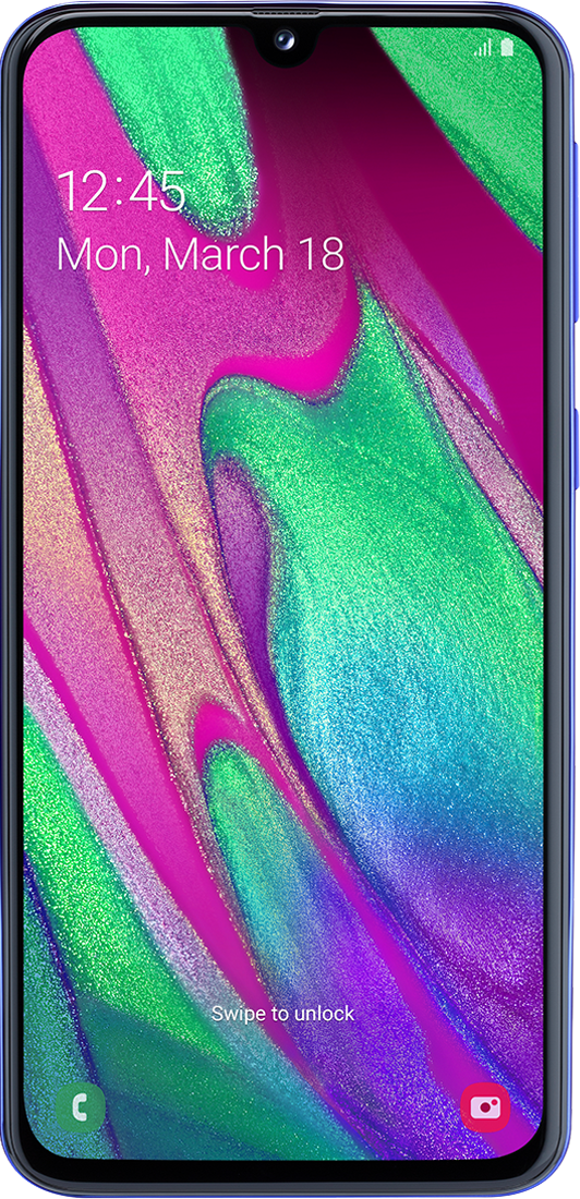 Samsung Galaxy A40 UZZ