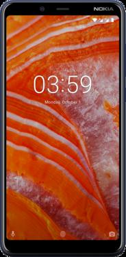 Nokia 3.1 Plus UZZ