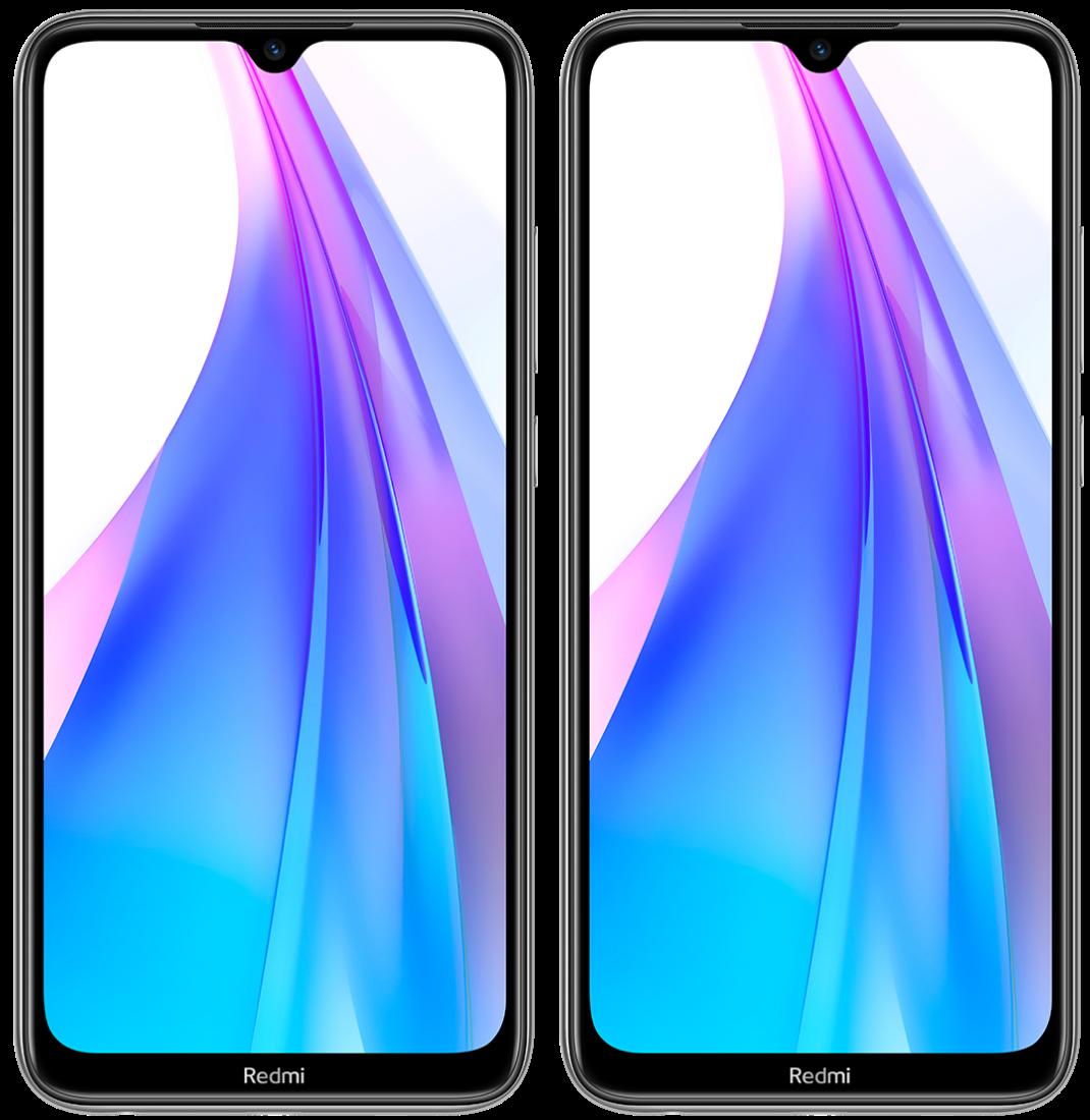 2x Xiaomi Redmi Note 8T
