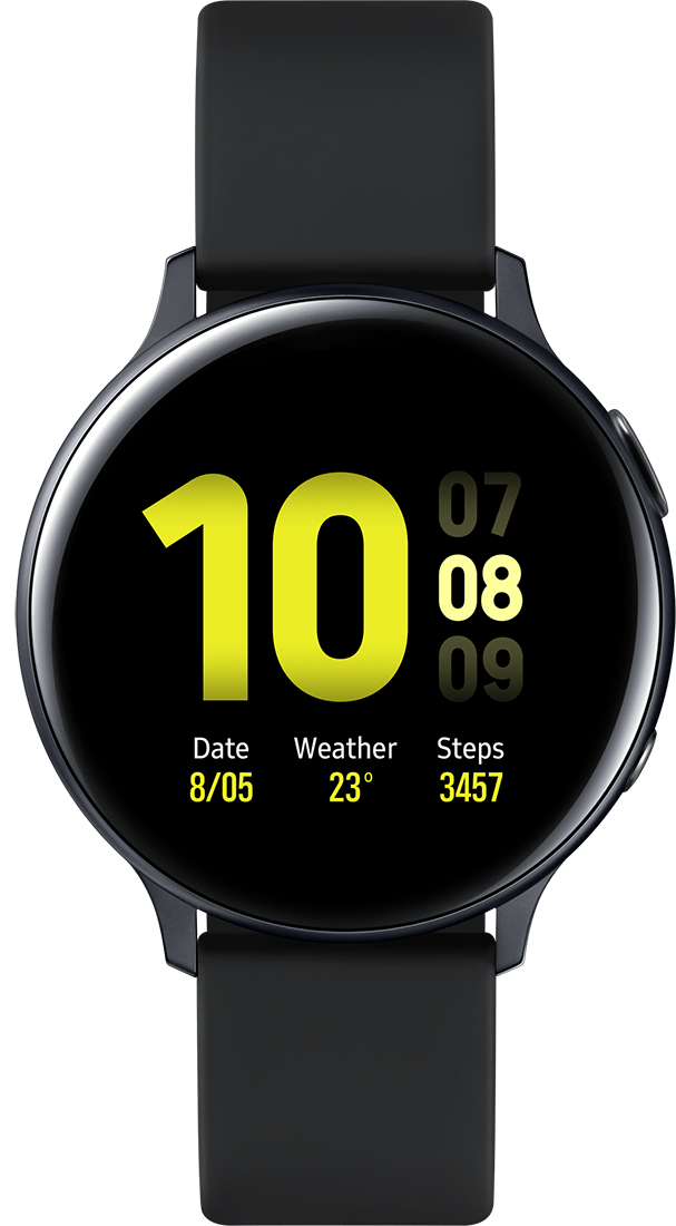 Samsung Galaxy Watch Active2 40 mm Aluminium