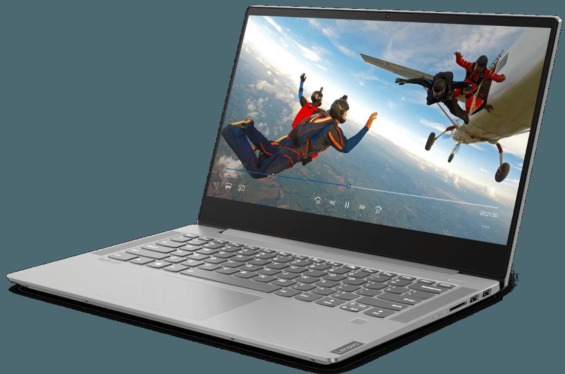 Laptop Lenovo S540-14API + router E5783