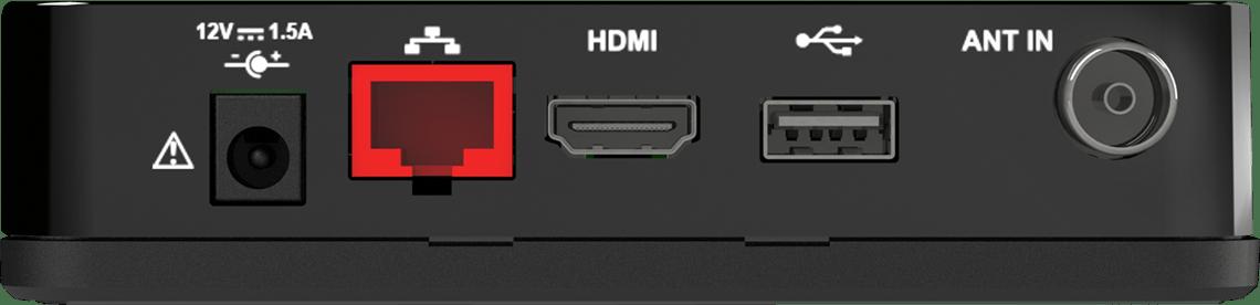 TV BOX SDMC DV8545-T2/C Użyczenie
