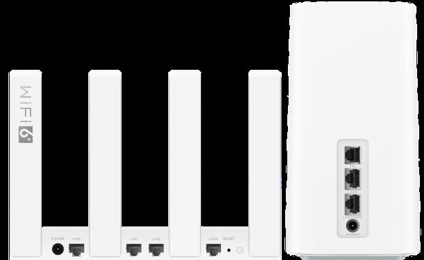 Router stacjonarny Huawei 5G CPE Pro 2 (H122-373) + wi-fi AX 3 Dual-core