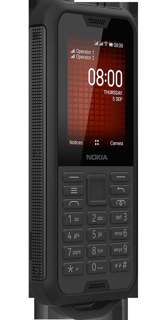 Nokia 800 Tough UZZ