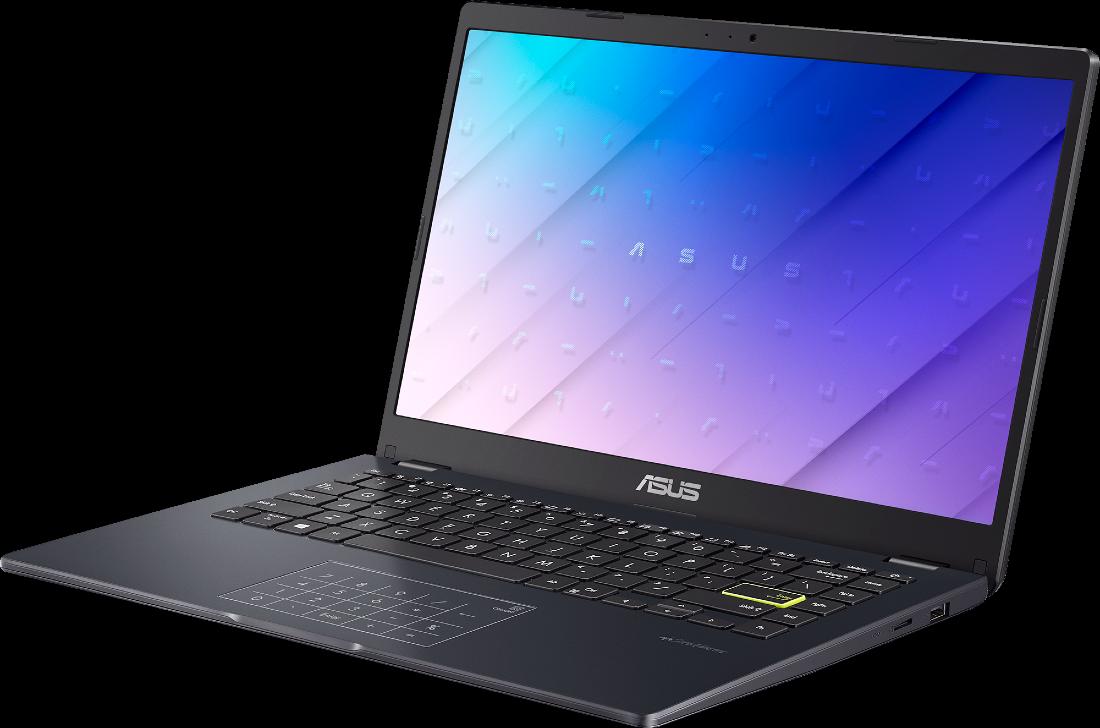 Laptop ASUS E410MA + router E5783
