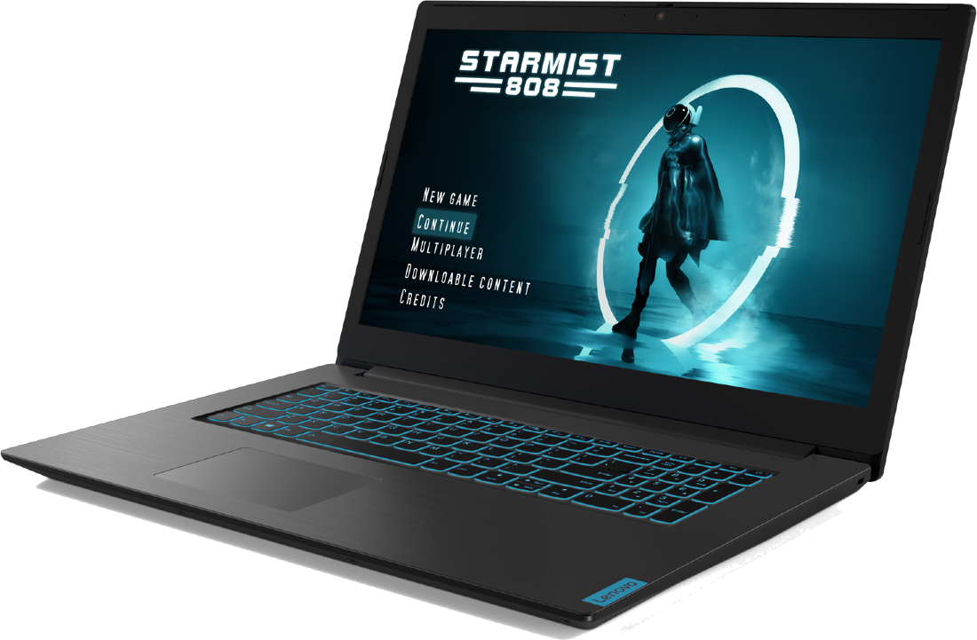 Laptop IdeaPad L340 Gaming (17) + router E5783