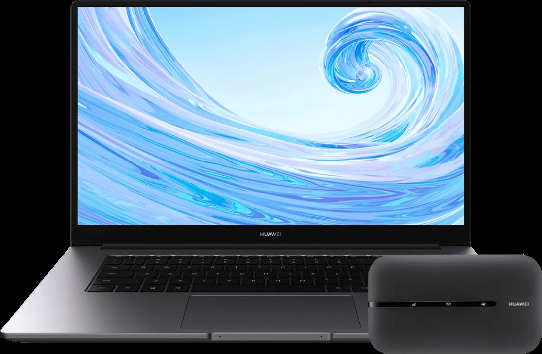 Laptop Huawei MateBook D15 2020 + E5783