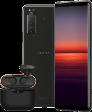 Sony Xperia 5 II + WF-1000XM3