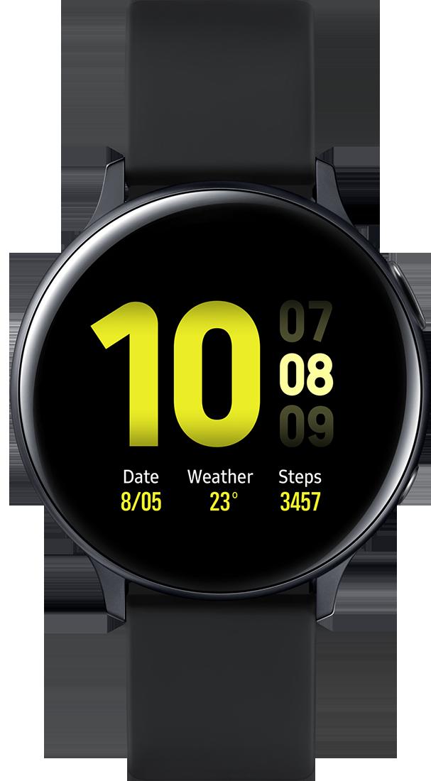 Samsung Galaxy Watch Active2 44 mm Aluminium UZZ