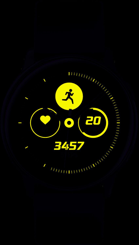 Samsung Galaxy Watch Active UZZ